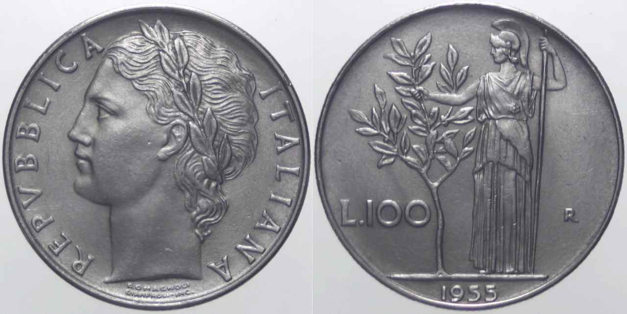 Moneta 100 lire