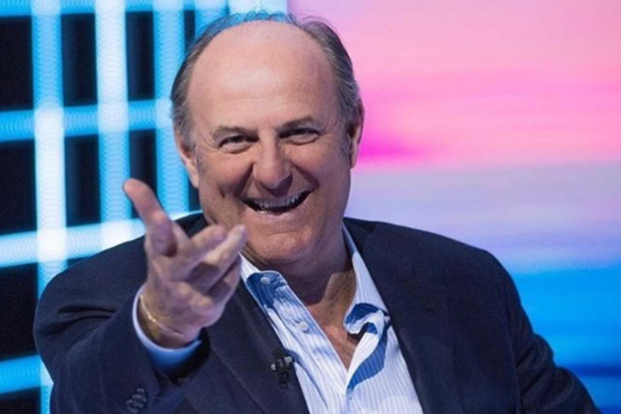 Sanremo 2022 Gerry Scotti