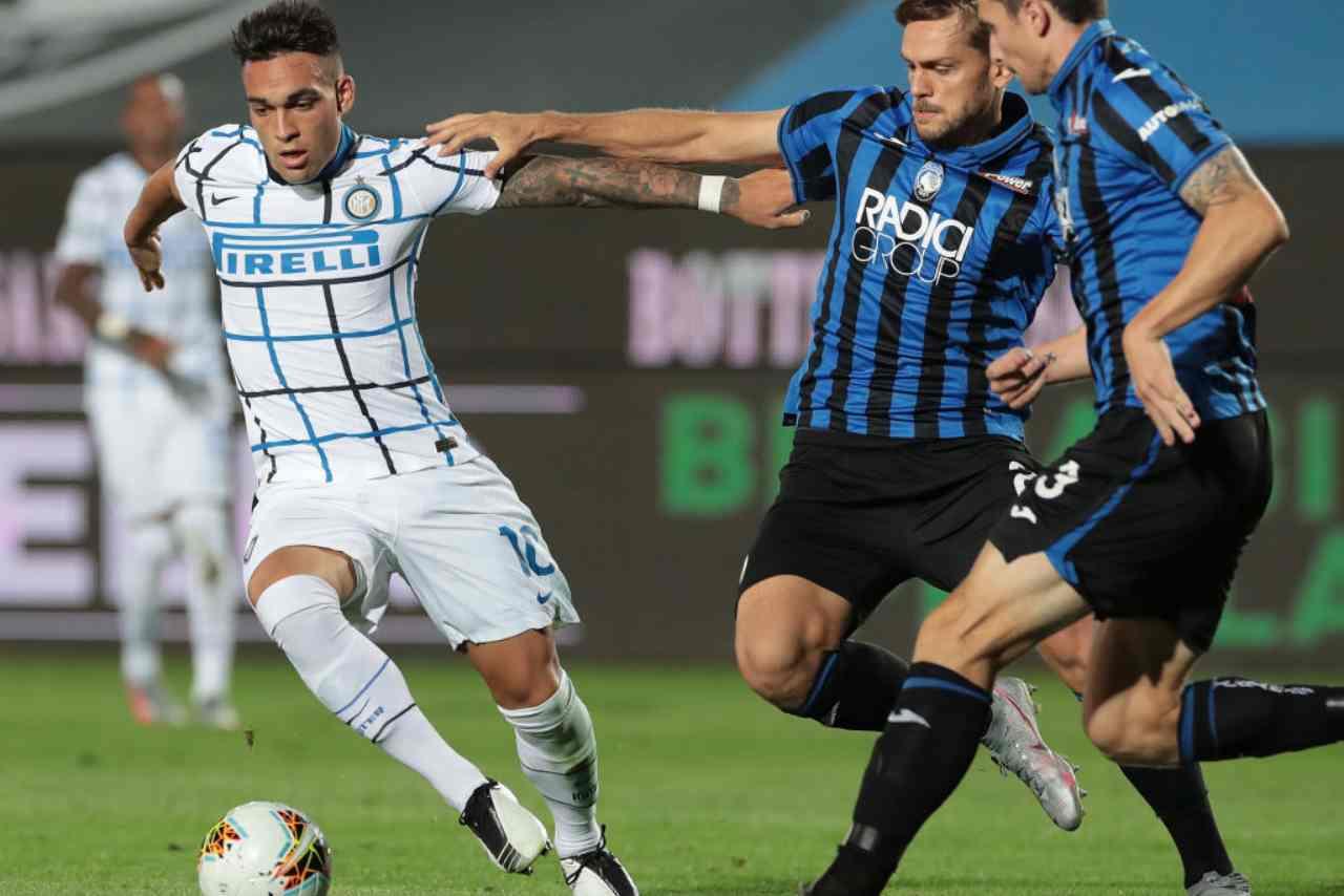 Inter Atalanta streaming gratis