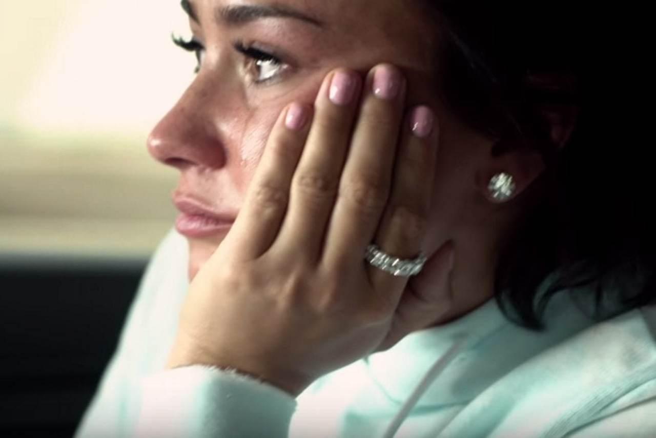 Demi Lovato stuprata