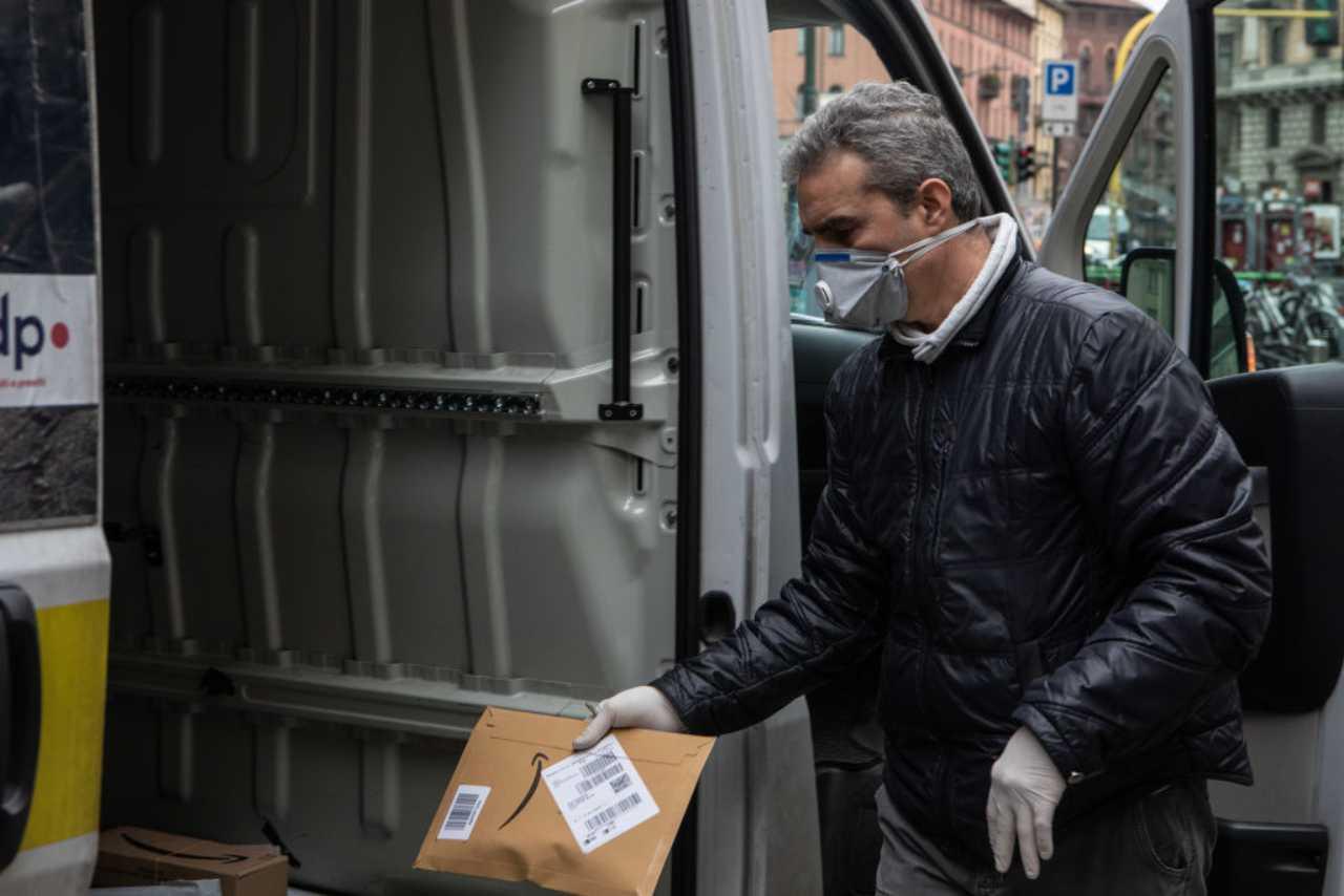 Amazon sciopero Italia