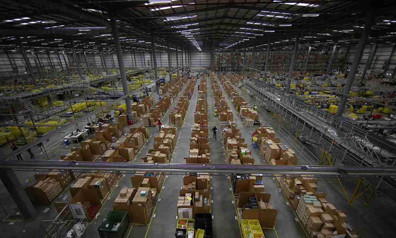 Sciopero Amazon Italia