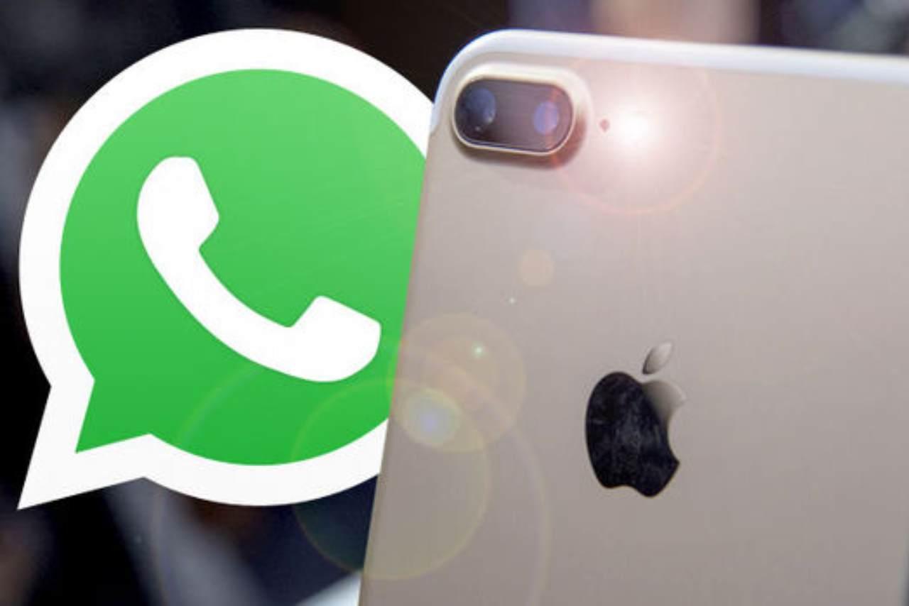 WhatsApp addio Apple