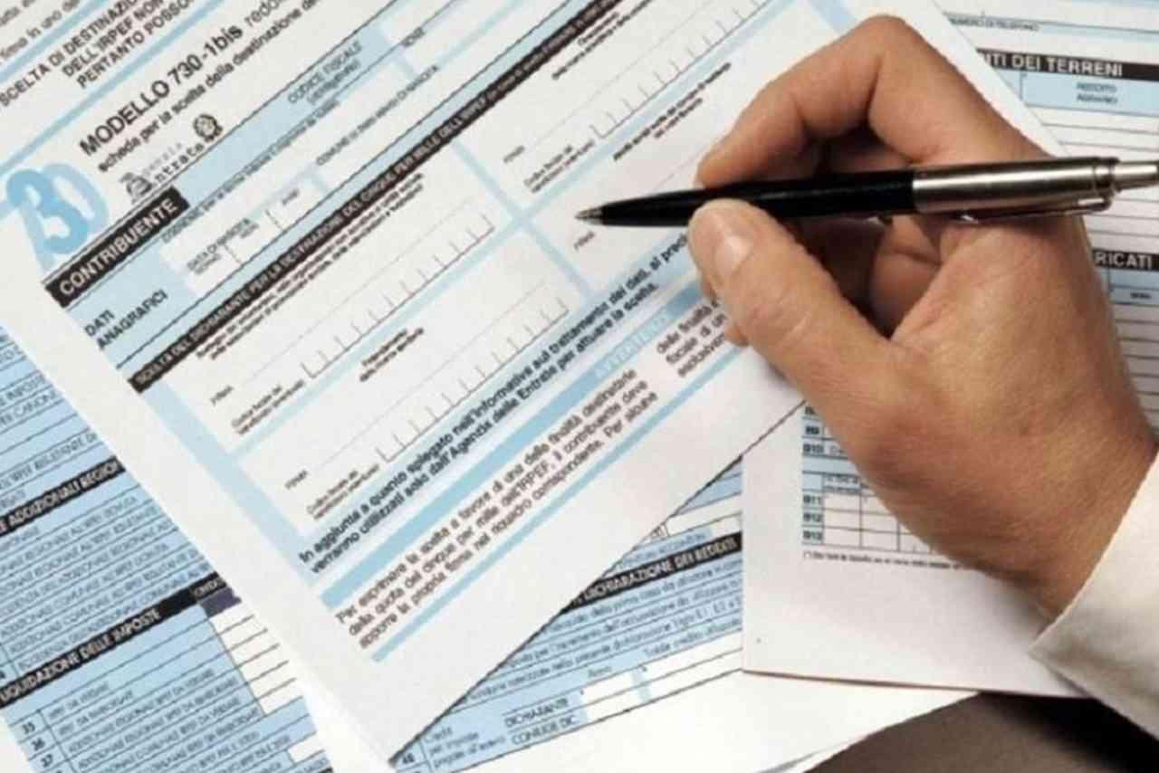 Dichiarazione redditi 2021