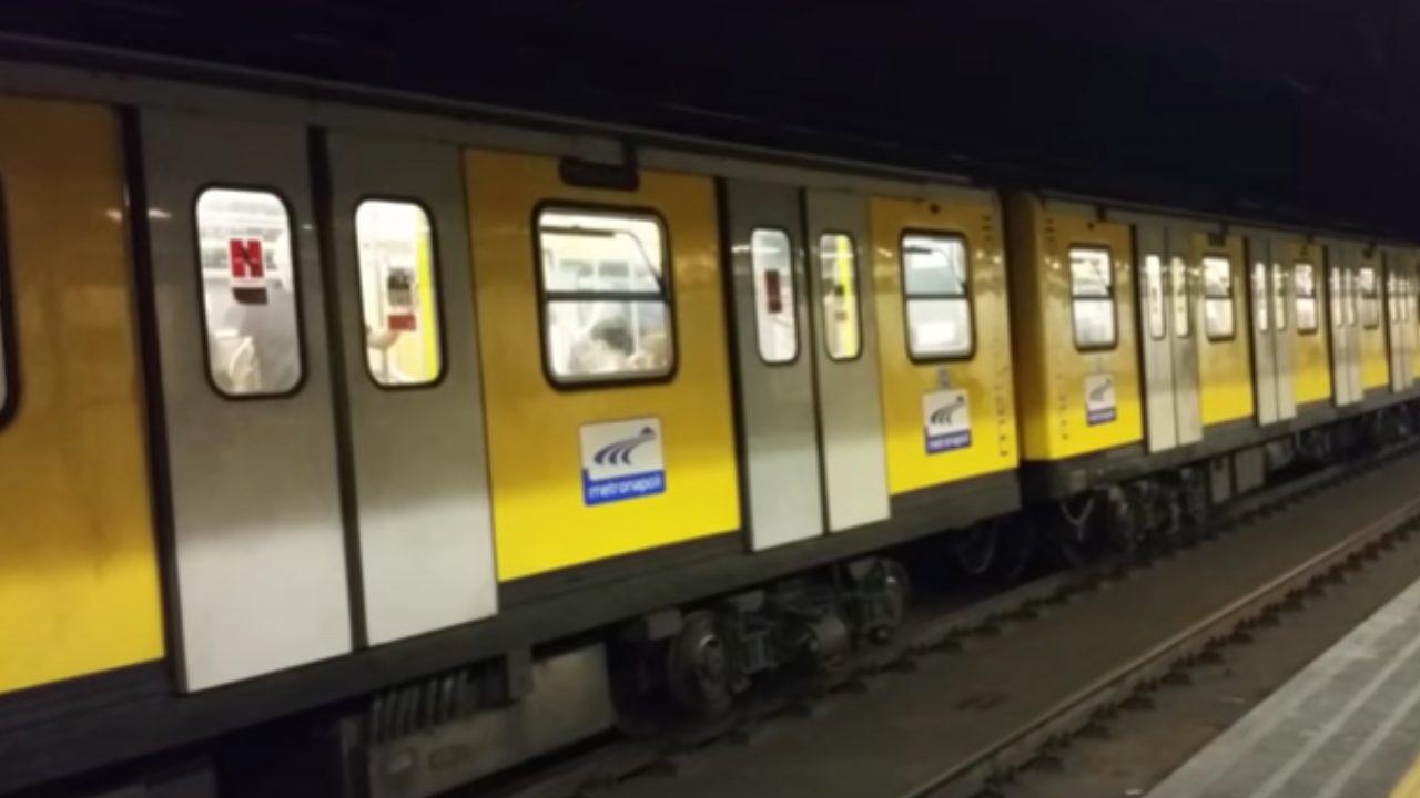 metropolitana napoli
