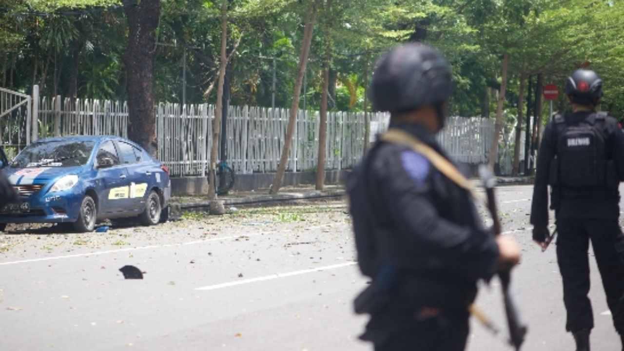 attentato indonesia