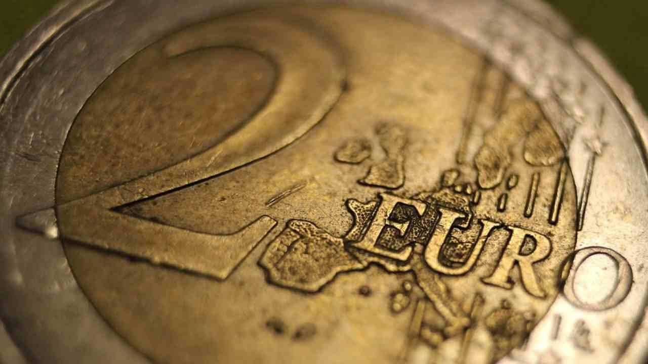 moneta 2 euro rara