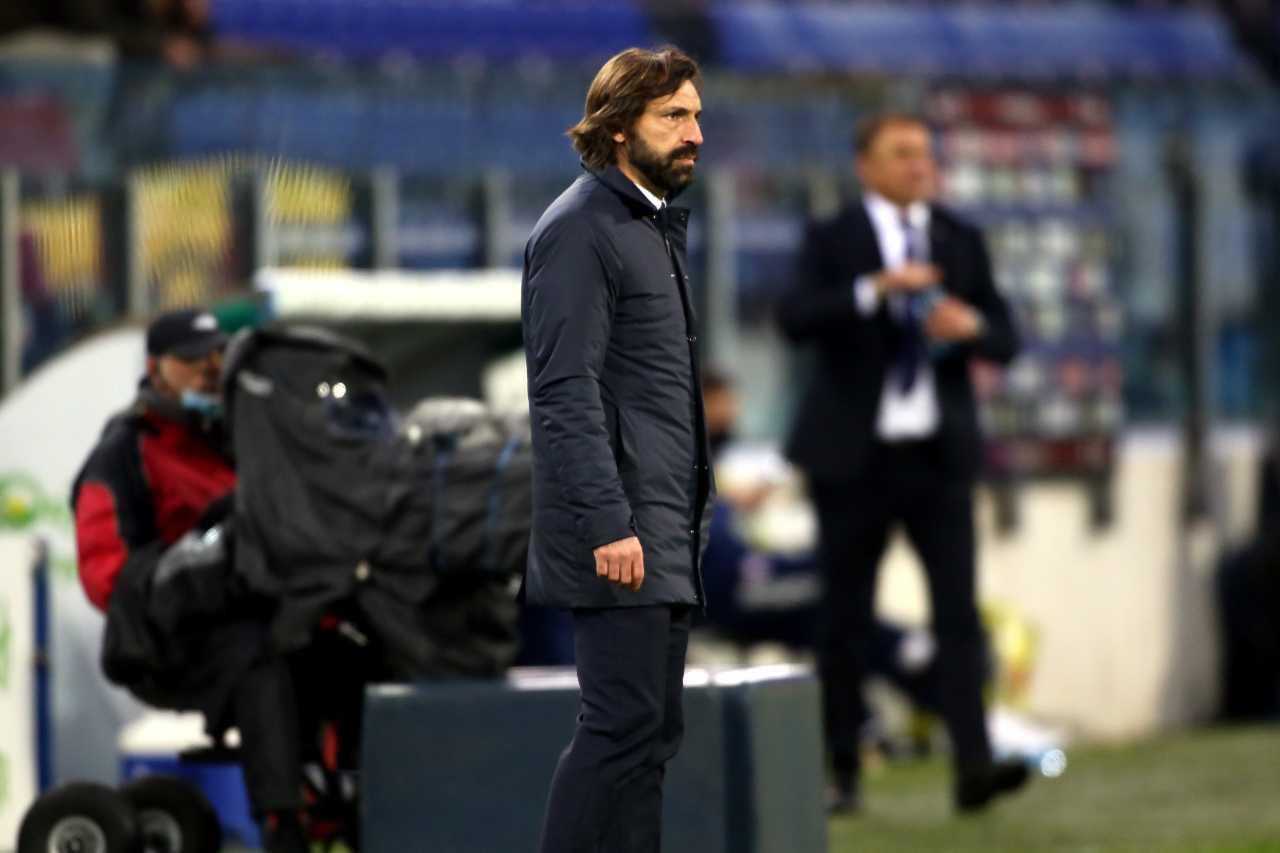 Juventus pirlo punisce mckennie