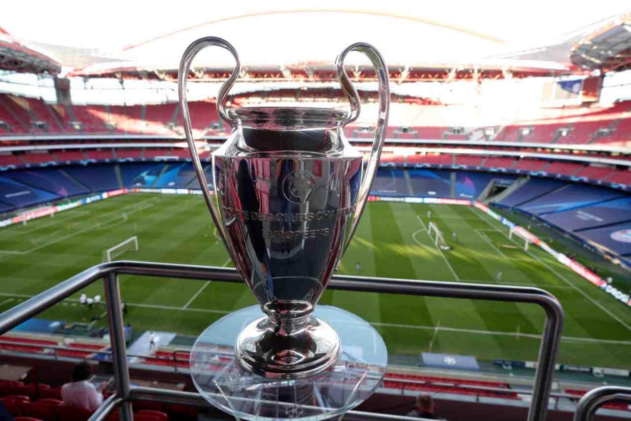 SuperLega Uefa Champions League