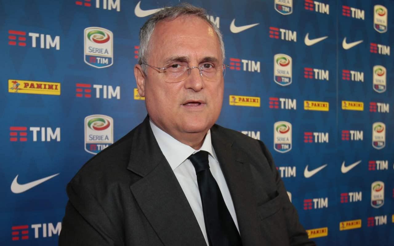 Claudio Lotito