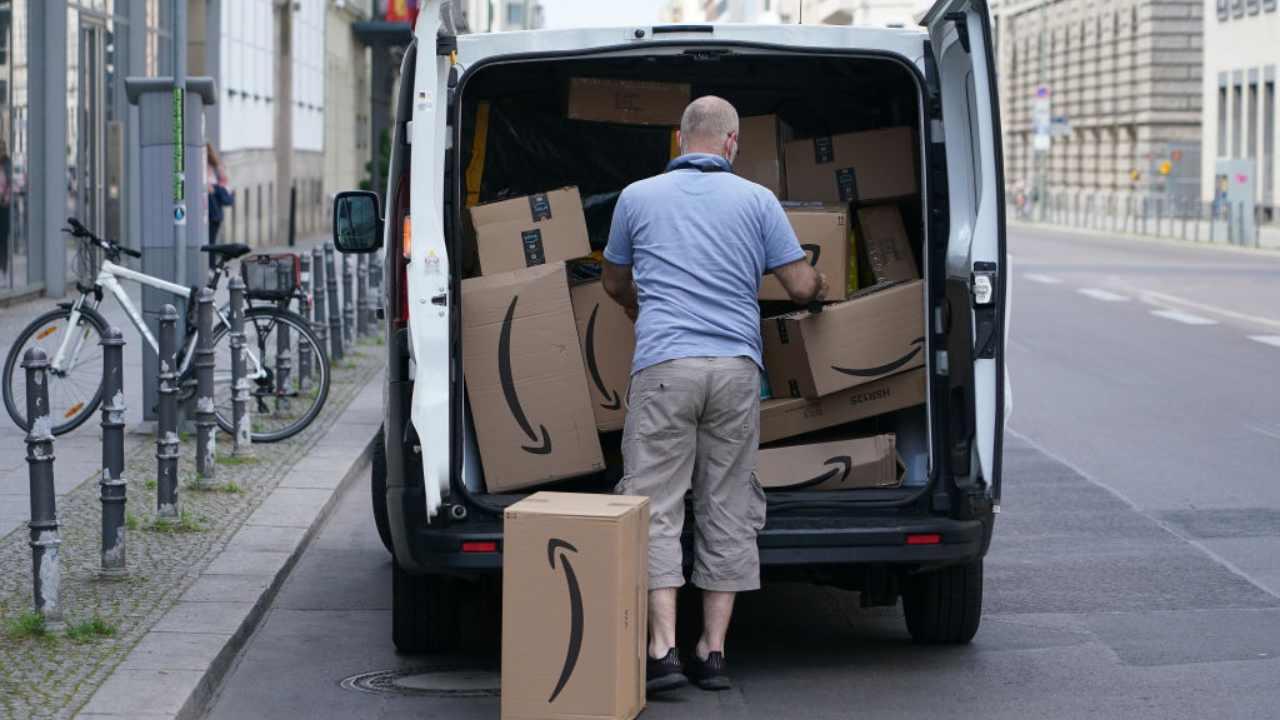 Corriere Amazon