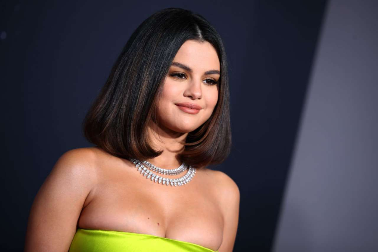 Selena Gomez Mario Draghi