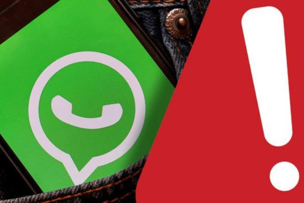 WhatsApp utenti truffati