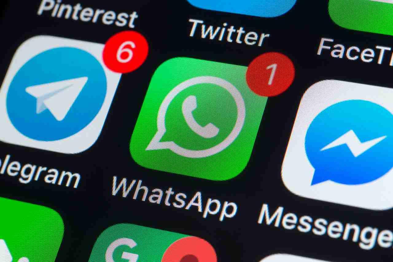 WhatsApp recuperare contatti