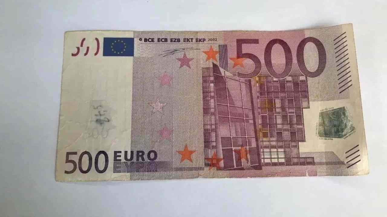 banconota rara