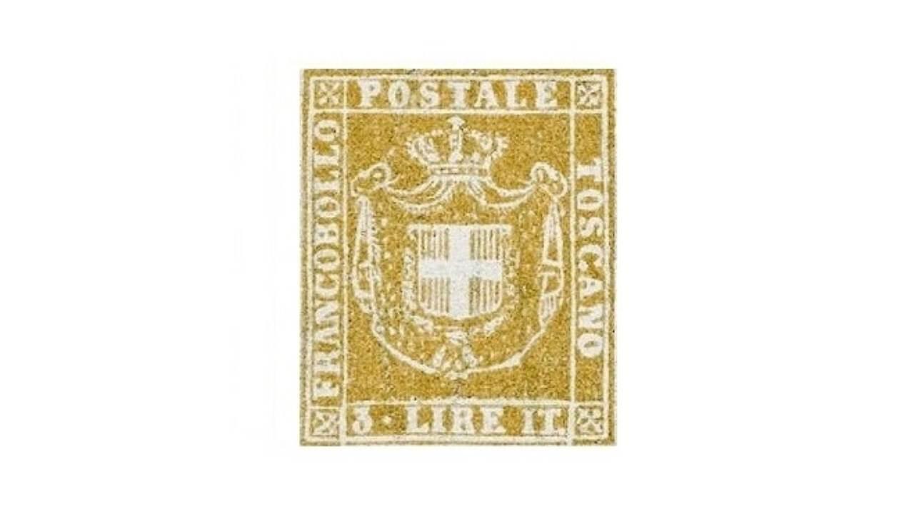 francobollo raro