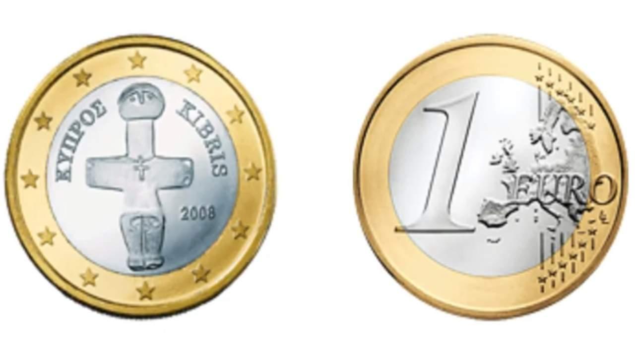Moneta 1 euro