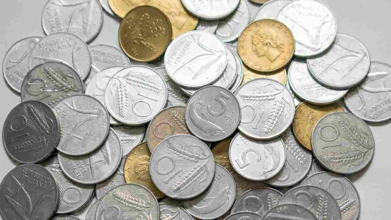 moneta lire rara