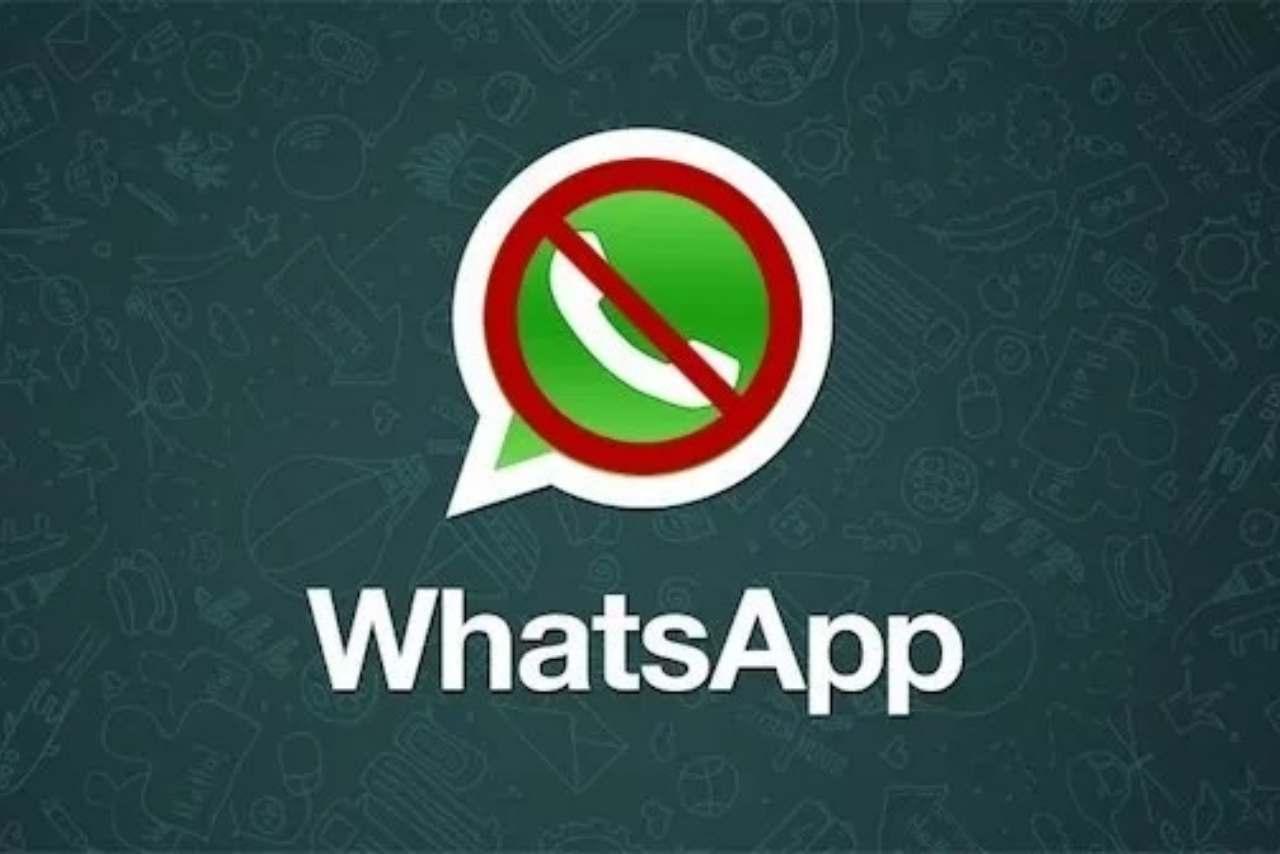 WhatsApp azioni evitare