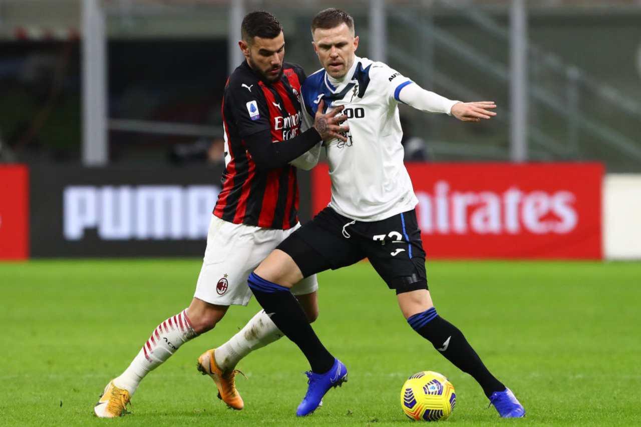 Atalanta Milan streaming gratis