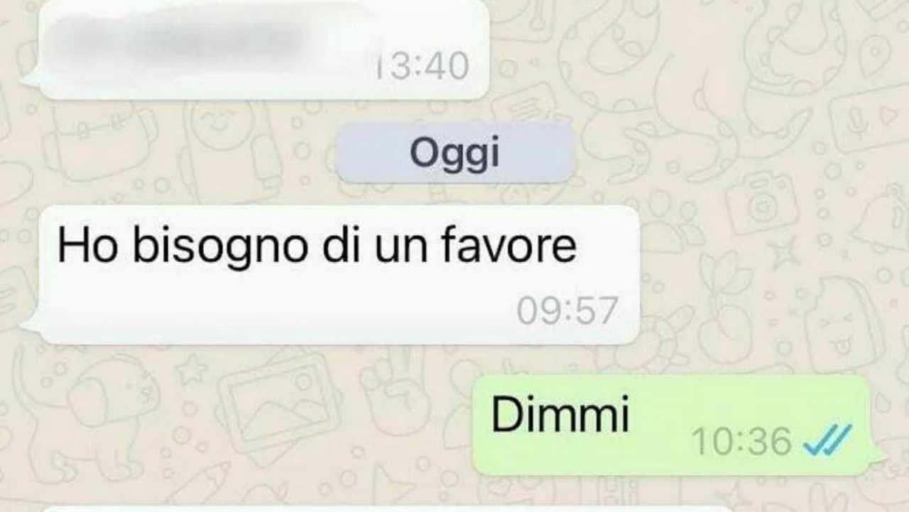 WhatsApp pericolo utenti