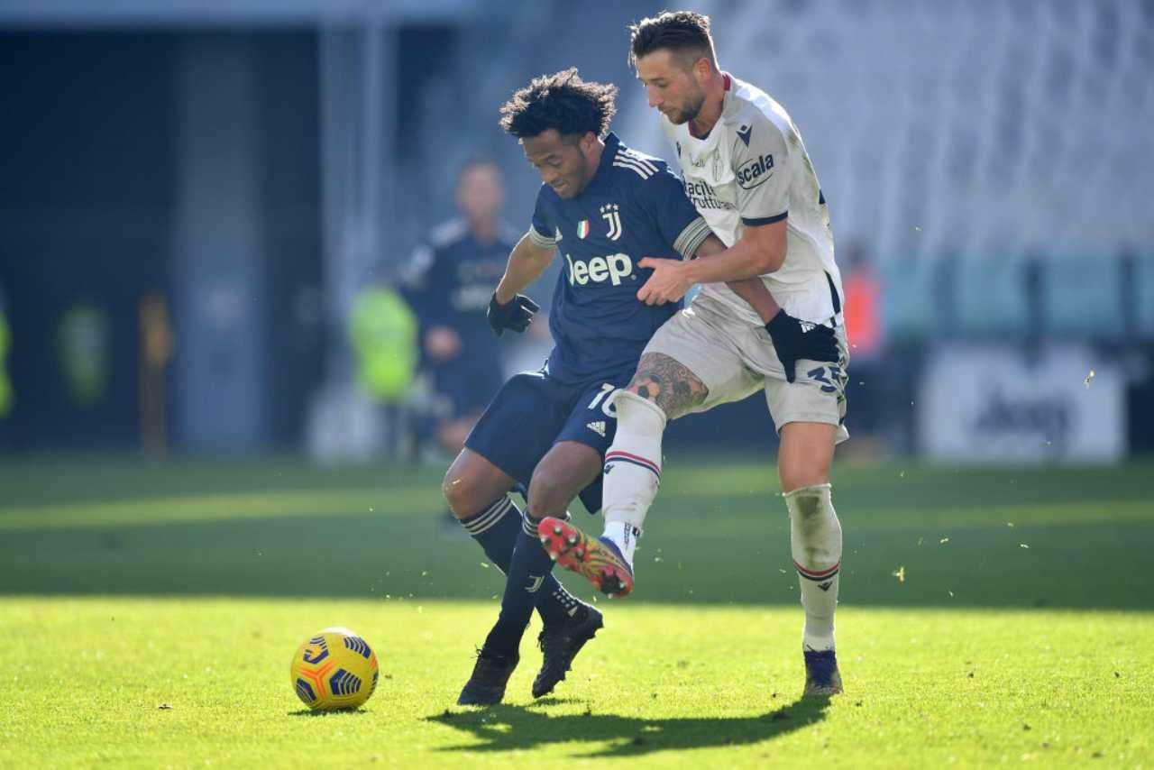 Bologna Juventus streaming gratis