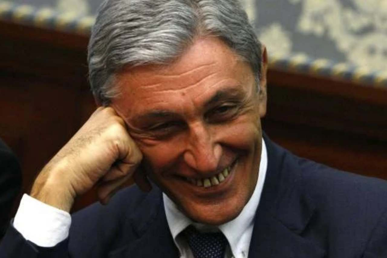 Antonio Bassolino Napoli sindaco