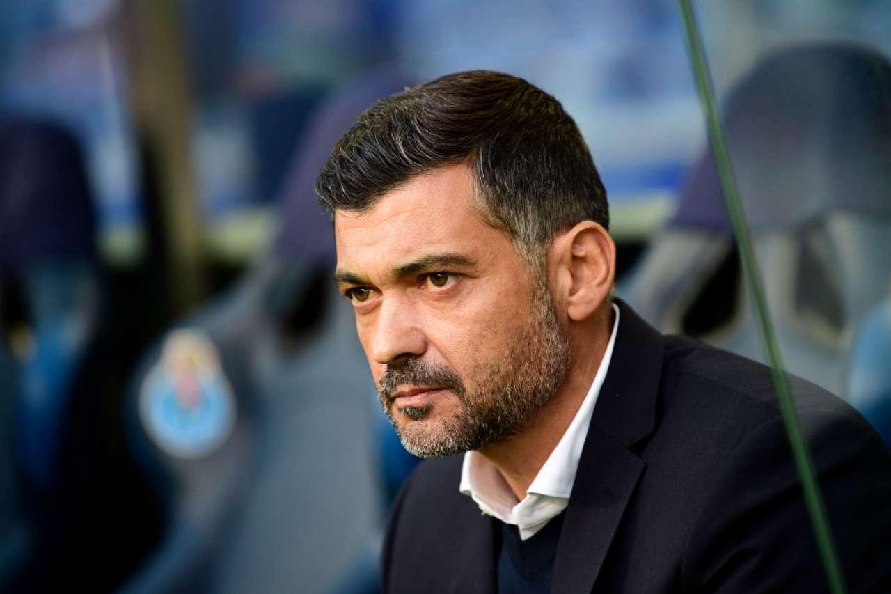 Napoli nuovo allenatore