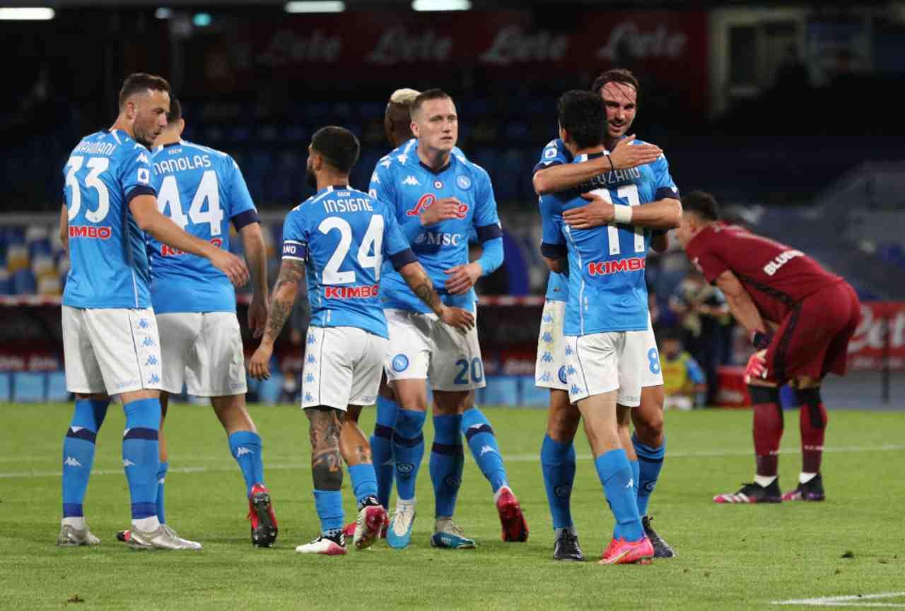 Calciomercato Napoli difesa