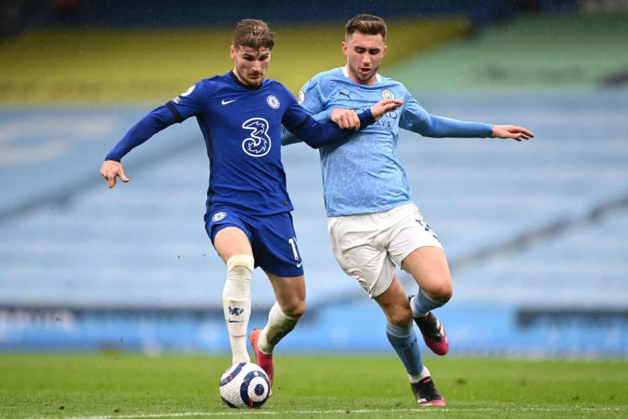 Manchester City Chelsea streaming gratis