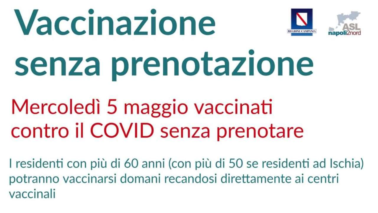Campania vaccinazioni