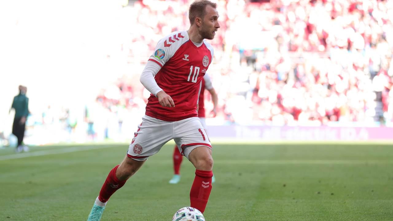 Eriksen è salvo: le condizioni del centrocampista dopo la notte in ospedale