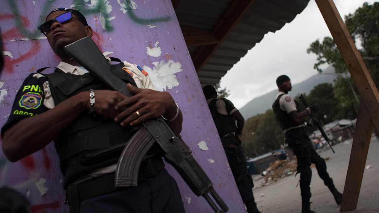 Haiti rapito