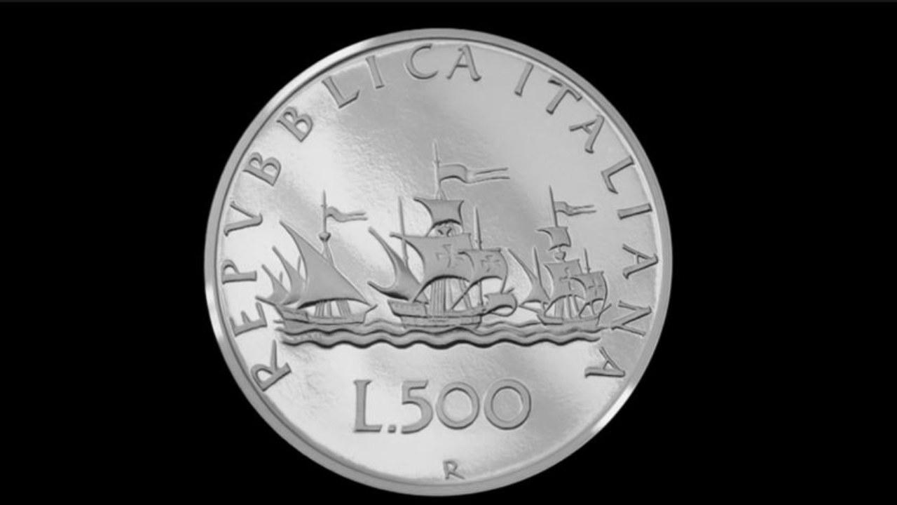 Moneta 500 lire