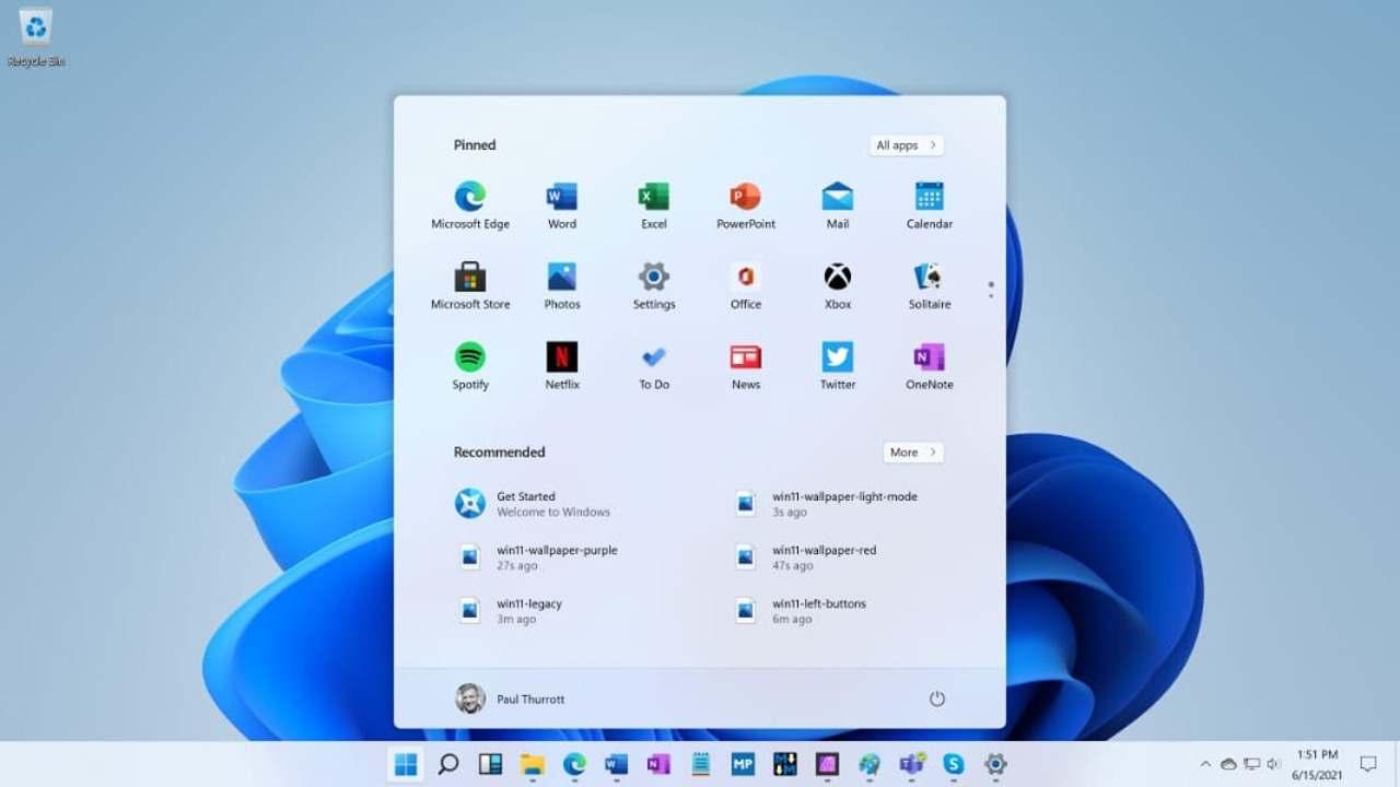 Windows 11, svelati tutti i dettagli: data di uscita, prezzi e cambiamenti