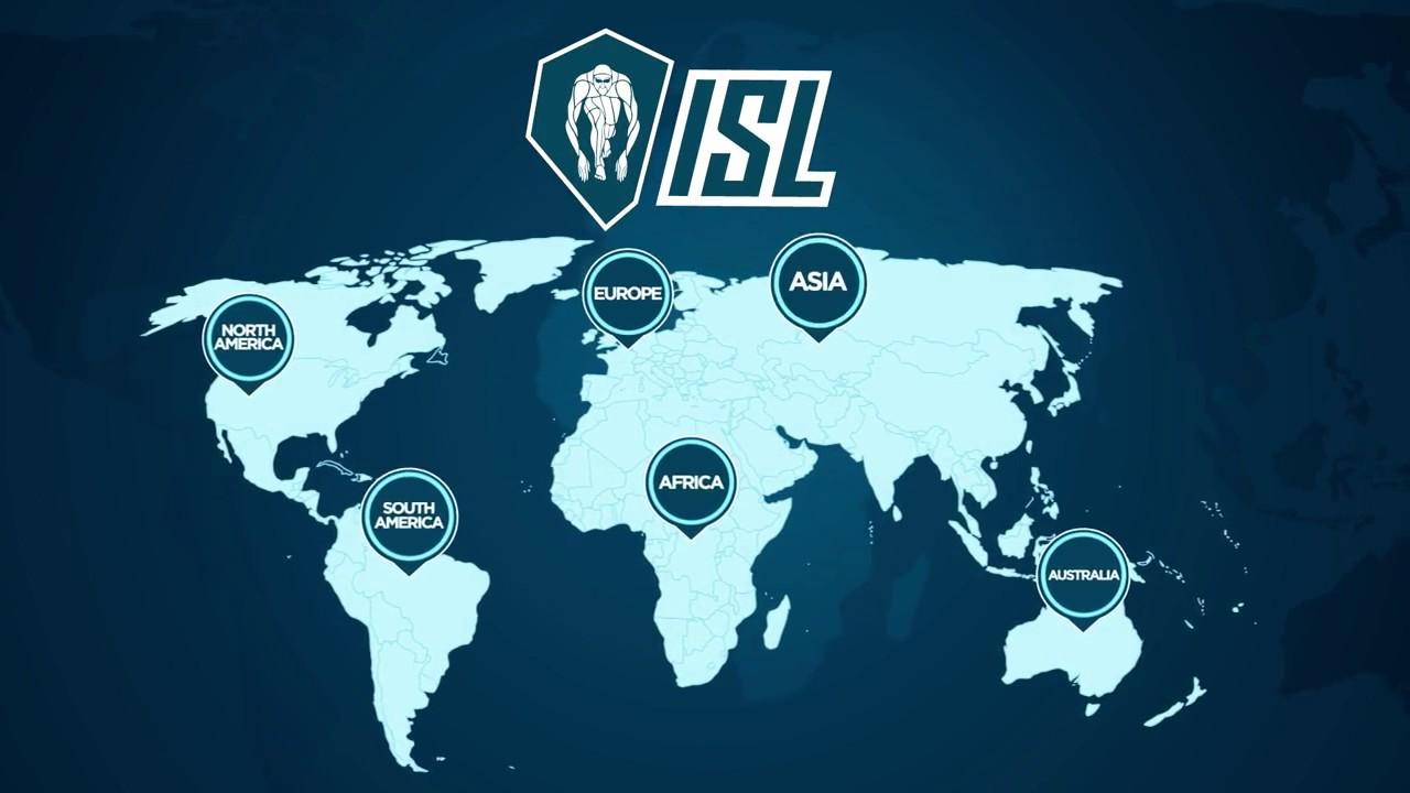 International Swimming League