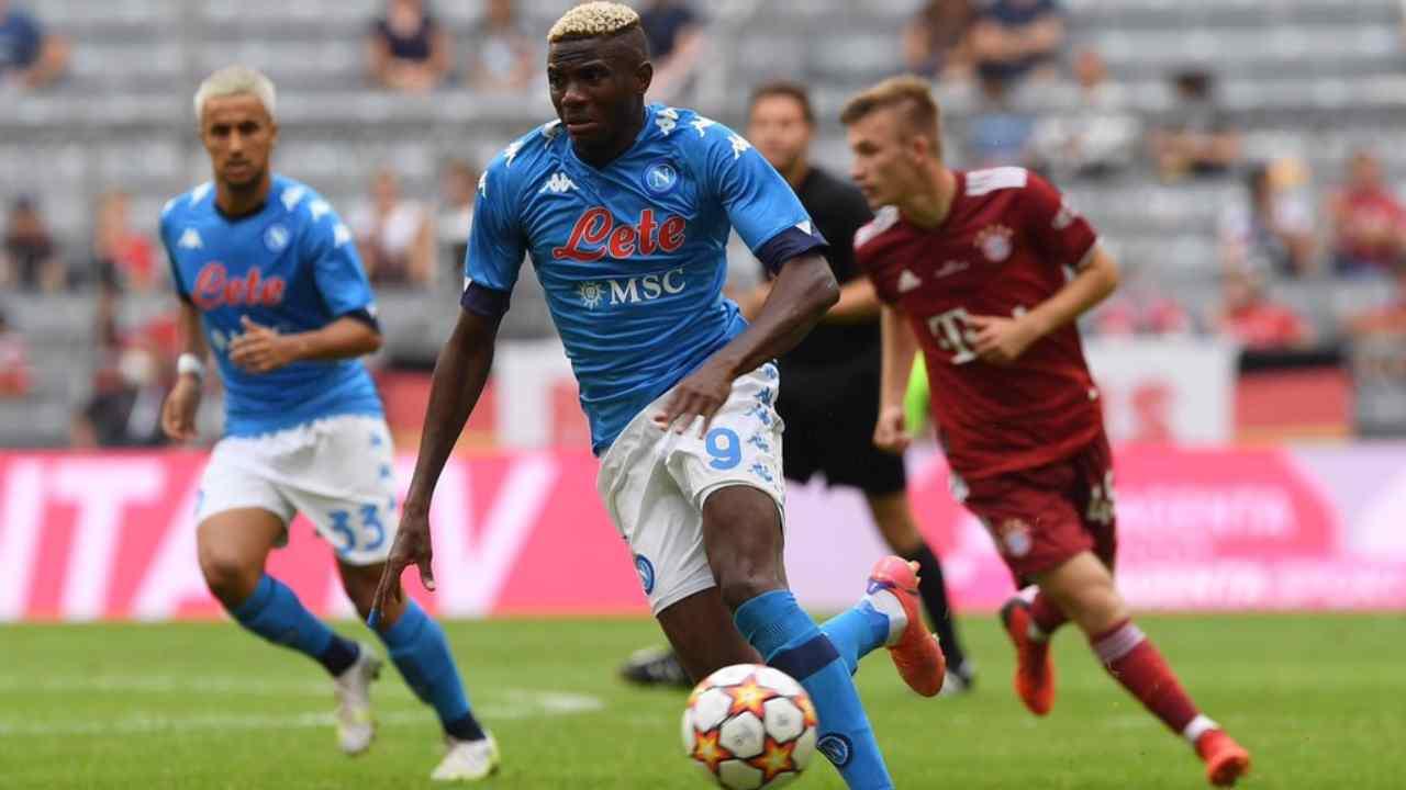 Bayern Monaco Napoli highlights