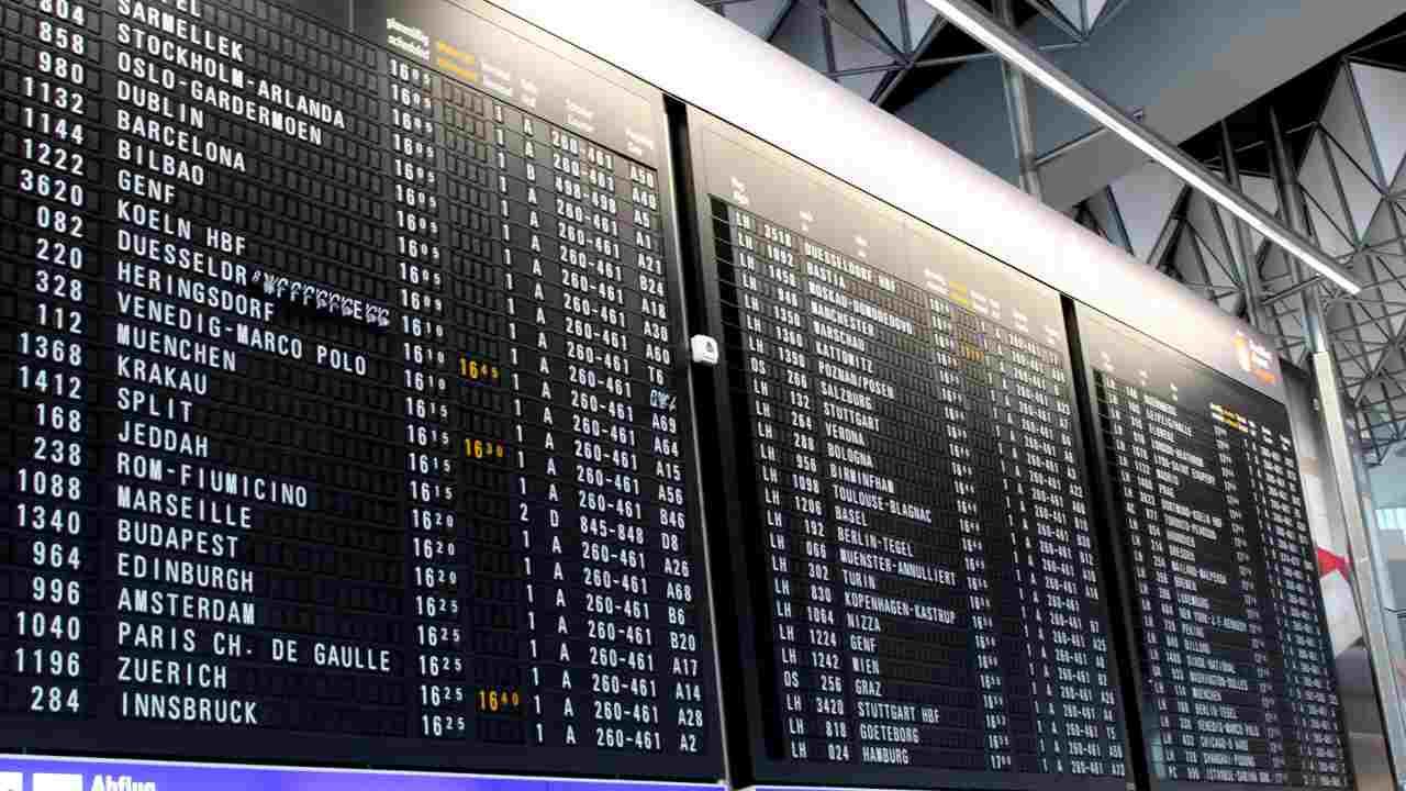 sciopero aerei 26 luglio