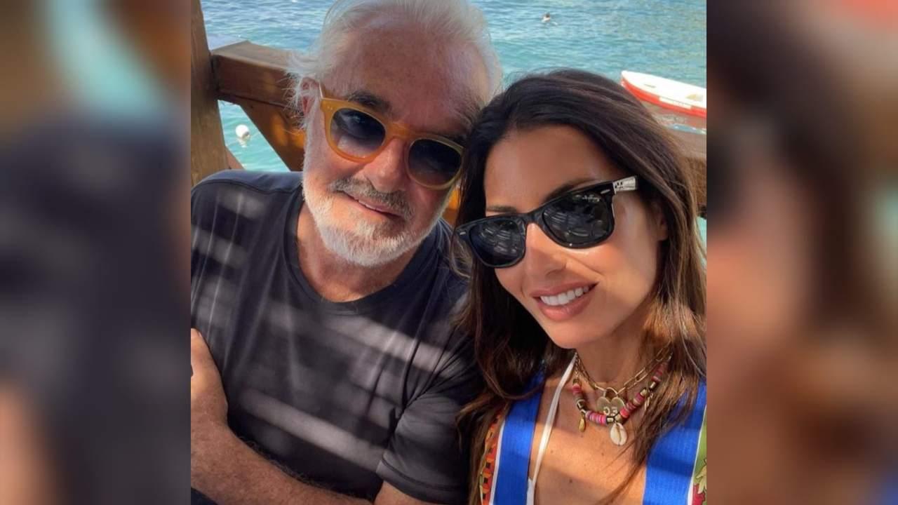 Elisabetta Gregoraci, scintille romantiche con Briatore: beccati a fare cosa