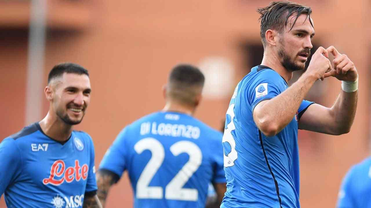 Sampdoria Napoli, streaming gratis: dove vedere il match di Serie A