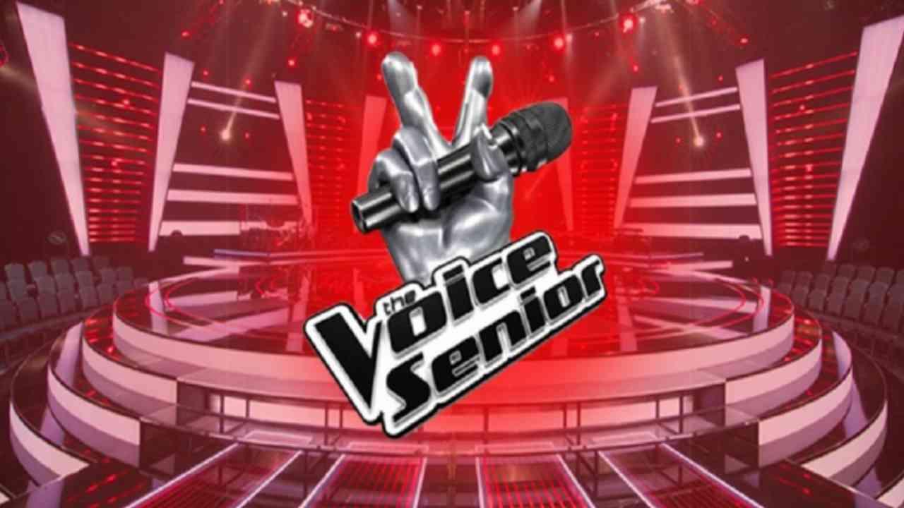 The Voice Senior