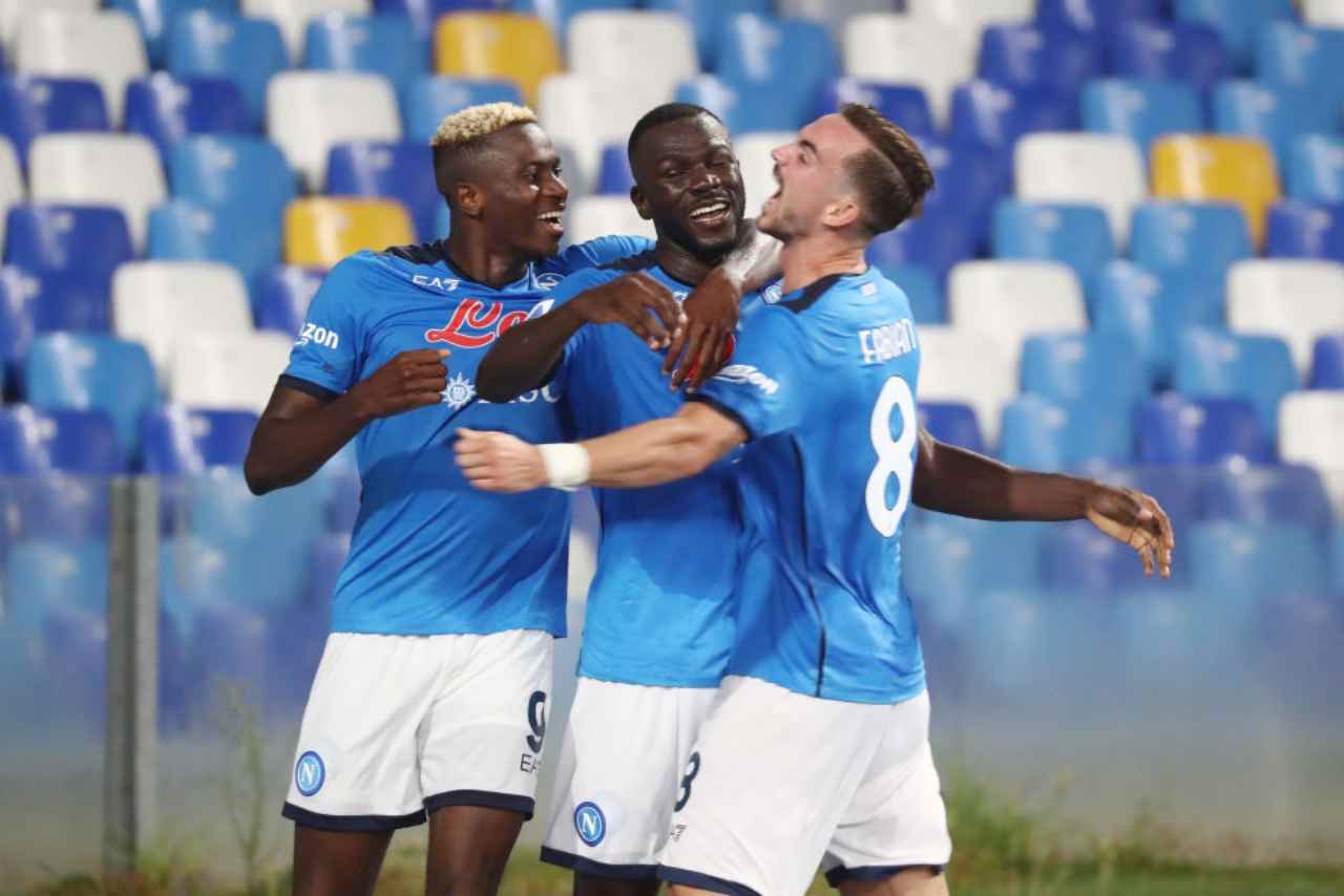 Udinese Napoli, streaming gratis: dove vedere il posticipo di Serie A