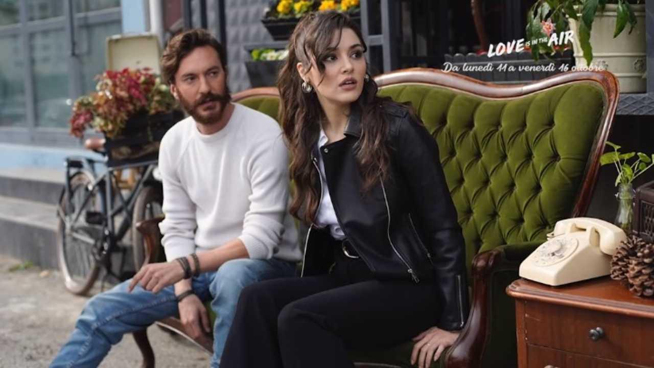 Love is in the air, anticipazioni 28 ottobre: Eda e Deniz nel momento critico