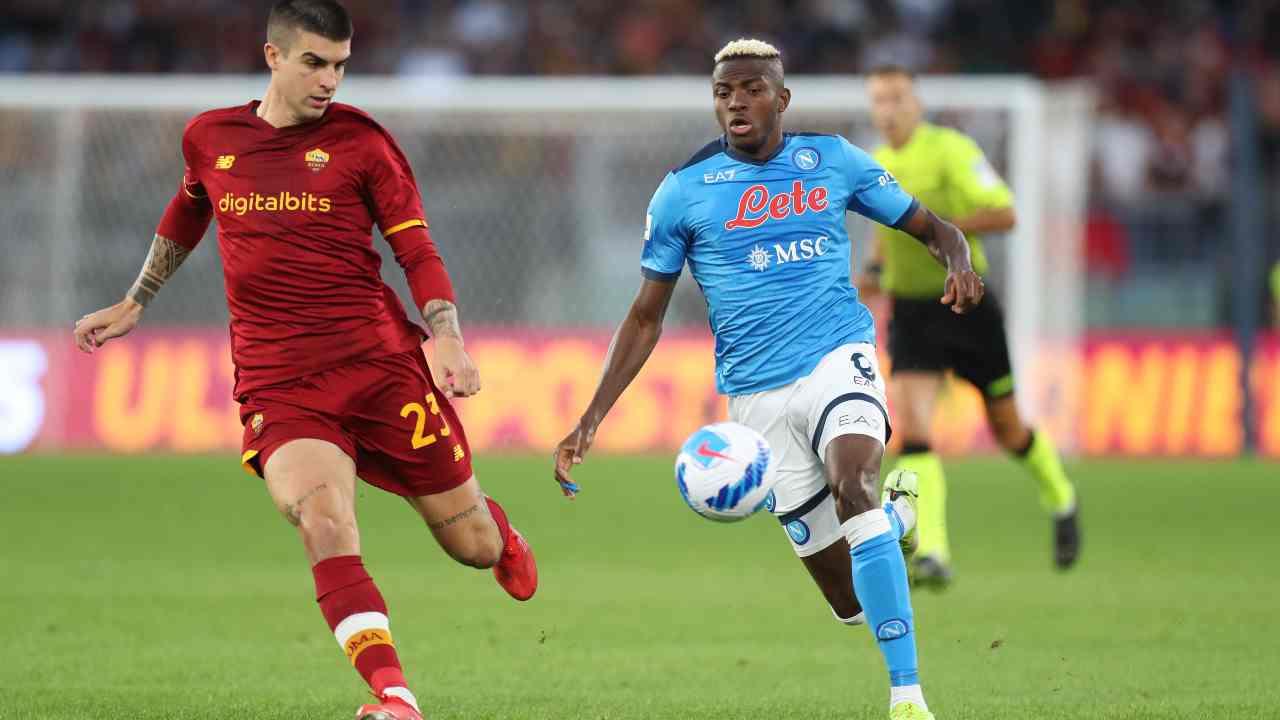 Roma-Napoli 0-0: highlights, voti, pagelle e tabellino